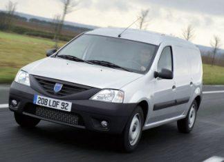 """Dacia : sa gamme """"société"""" et utilitaire 2010"""