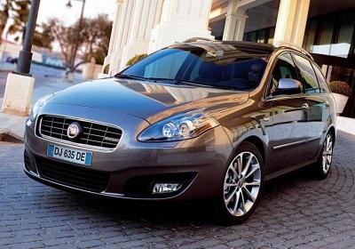 Fiat : sa gamme
