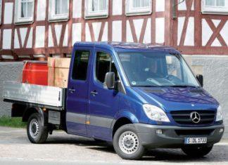 """Mercedes : sa gamme """"société"""" et utilitaire 2010"""