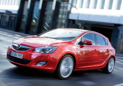 Opel : sa gamme