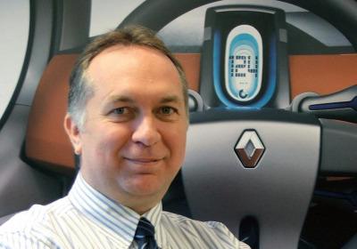 François Guionnet, Directeur de Renault Parc Entreprises