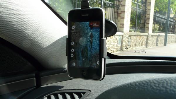 ALD Automotive a choisi l'iPhone pour promouvoir l'éco-conduite. Simple d'utilis