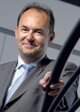 Marc Thiollier, directeur général d'Accenture France