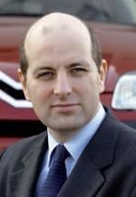 Arnaud de Lamothe, directeur, direction ventes marchés et entreprises Citroën bu