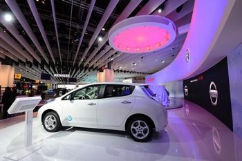 Mondial de Paris 2010 : une édition très électrique !