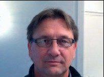Daniel Delacoux, propriétaire d'un taxi dans l'Indre