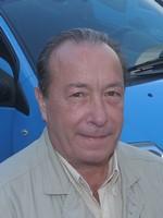 Patrick Trivulce, responsable des ateliers du parc automobile au sein de la direction générale des services techniques