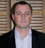 Simon Demeillers, P-DG de La Signalisation Bretagne
