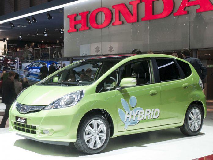 La Jazz de Honda est déjà sur les routes d'Europe