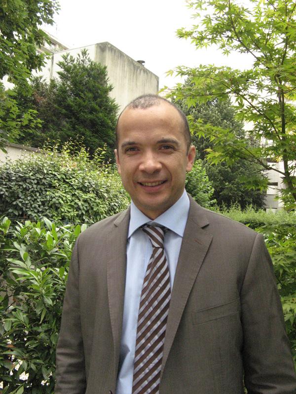 Jean-Noël Gouillou, directeur des achats indirects