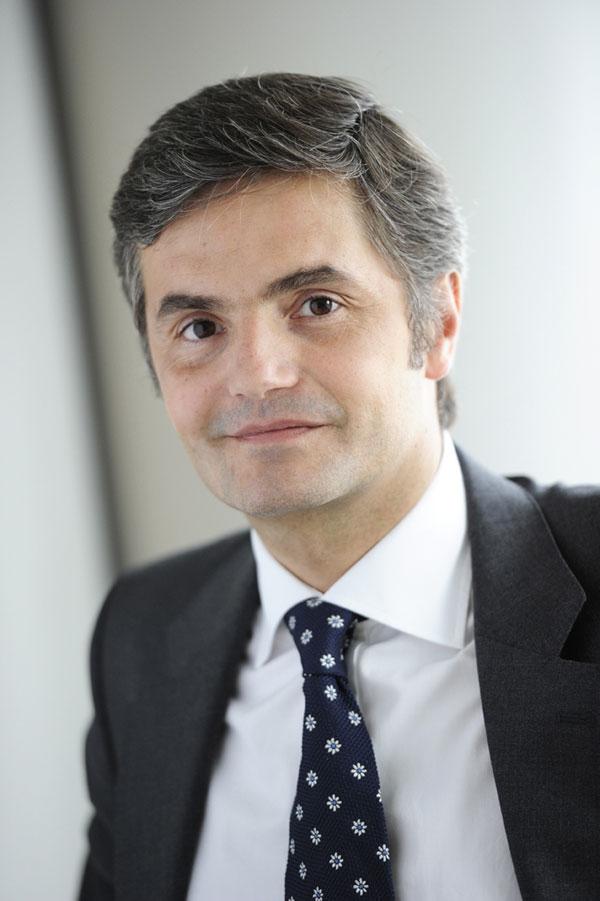 Olivier Monot, directeur général d'ING Car Lease