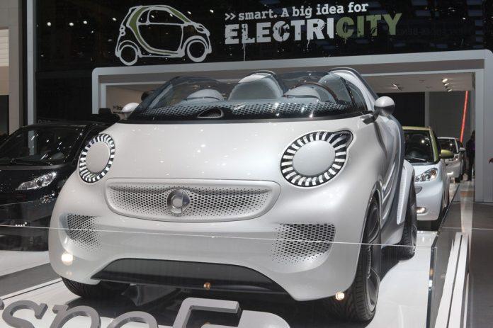 BMW se met à l'électrique avec la gamme BMW i