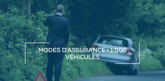 Décryptage des différents modes d'assurance pour les flottes automobiles comptant plus de 1 000 véhicules.