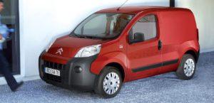 Citroën Némo / Peugeot Bipper
