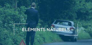 Assurance élément naturels
