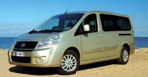 Citroën Jumpy / Fiat Scudo / Peugeot Expert