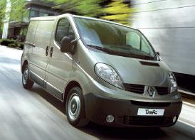 Renault Trafic / Nissan Primastar / Opel Vivaro