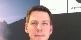 Entretien - Arnaud Guibourge, directeur commercial de BMW Pajean à Rambouillet