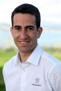 Olivier Cianelli, directeur du commerce France, Peugeot Scooters
