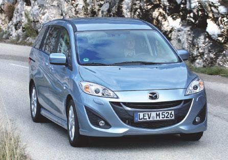 Constructeurs asiatiques - Mazda mène l'offensive sur les flottes