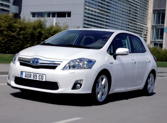 Constructeurs asiatiques - Toyota propose une offre complète