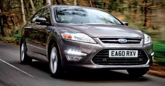 La Ford Mondeo a droit au 2.2 TDCI de 200 ch