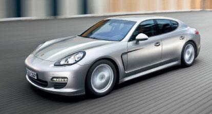 Porsche Panamera 3.6 V6 - Prestige et sportivité raisonnables