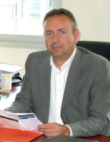 Thierry Personnic, directeur des opérations, TSE Express Médical -