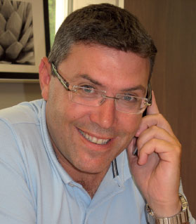 Publireportage : Bruno Bensoussan, SEDIMAP :