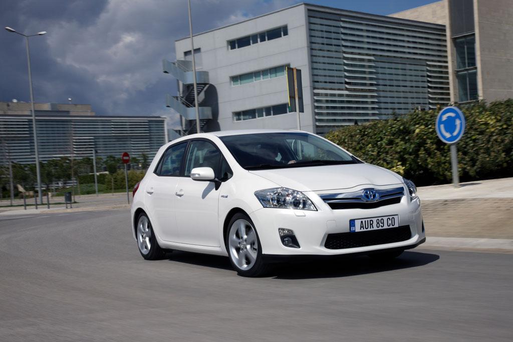Essai flash - Toyota Auris HSD