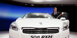 Peugeot 508 RXH : déjà une deuxième hybridation