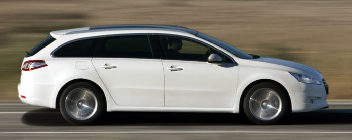 Essai flash : Peugeot 508 SW