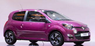 Renault expose sa Twingo 2 et son Frendzy