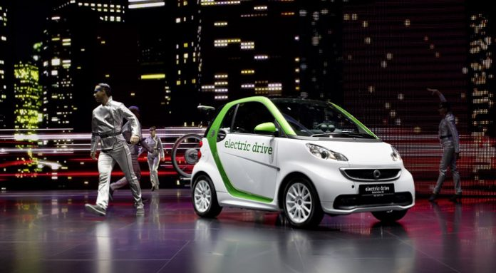 Smart « booste » son Electric Drive