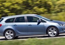 Opel Astra Sports Tourer : une version pour les professionnels