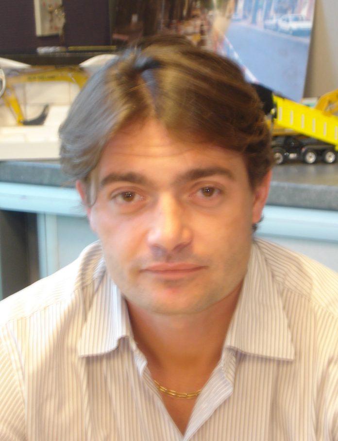 Jérôme Serpoix, directeur opérationnel de Cholton :