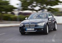 BMW Série 1 : deuxième génération