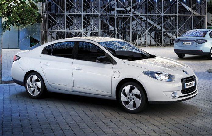 Renault Fluence Z.E. : en attendant la Zoé