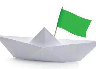 Les flottes brandissent le pavillon vert