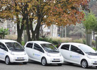 Conseil général des Hauts-de-Seine : la flotte passe à l'électrique