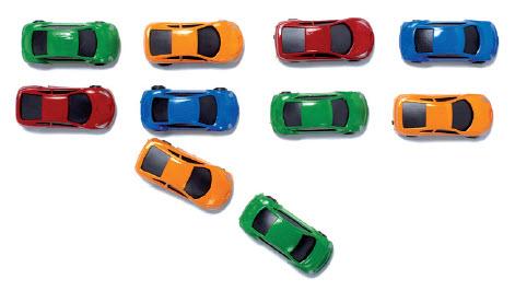 Étape 1 : réduire le nombre des véhicules