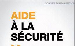 3000 euros pour plus de sécurité