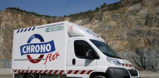 Chrono Flex sensibilise ses salariés à la sécurité