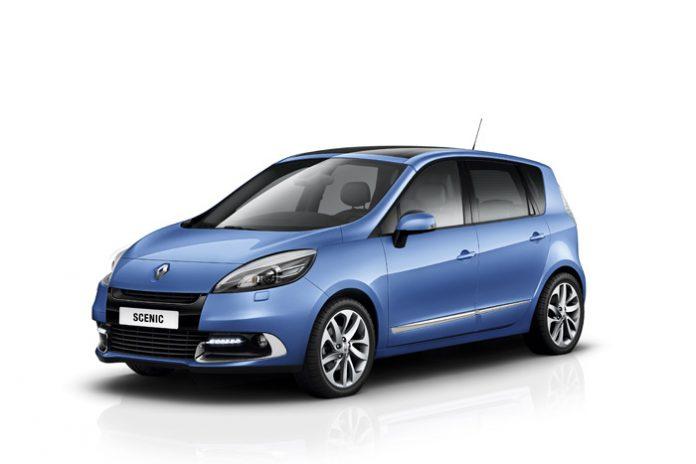 L'offre VS et VUL de Renault - Gamme Société
