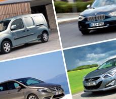 L'offre 2012 des véhicules de société (VS) et des véhicules utilitaires légers (VUL)