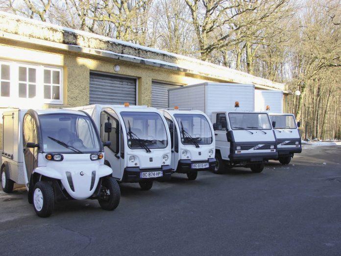 Hôpital départemental de Felleries-Liessies : une flotte rationalisée et électrifiée