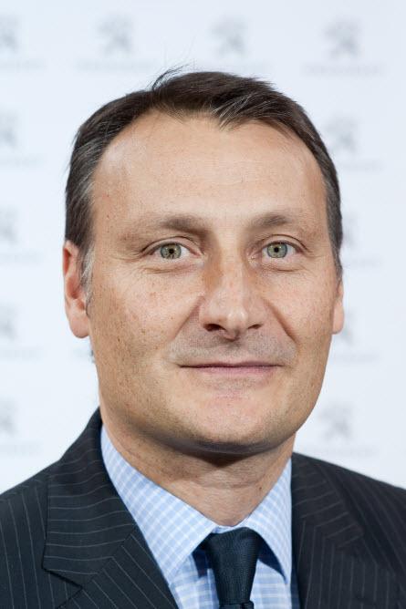 Les ventes sociétés 2012 de Peugeot Professionnel France