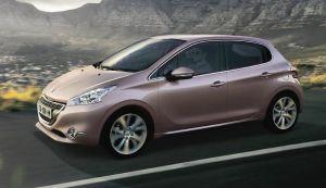 Peugeot 208 1.6 e-HDi 92 ch