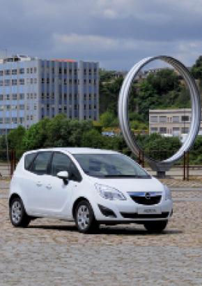 Opel Meriva Affaires : aussi bien qu'un grand monospace