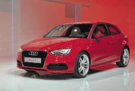 Pour sa nouvelle A3, Audi avance une baisse moyenne de 12 % des consommations. Le 2.0 TDI développera par exemple 143 ch et des émissions de 106 g. En août prochain, il sera complété par le 1.6 TDI de 105 ch à 99 g.